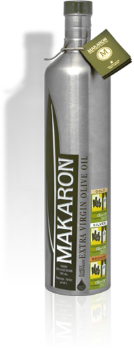 Makaron Steel Bottle